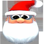 Super Santa Run Swipe