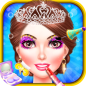 Princess Palace Salon Makeover