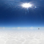 Uyuni Salt Lake(Bolivia)