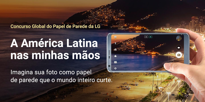 [A América Latina nas minhas mãos]